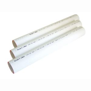 Полипропиленовая труба, армированная стекловолокном, PN25 KALDE