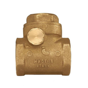 Горизонтальный обратный клапан лепестковый ITAP