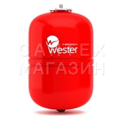 Мембранный расширительный бак Wester для отопления