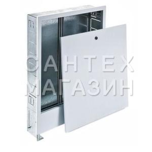 Шкафы для коллектора для скрытого монтажа в стенную нишу