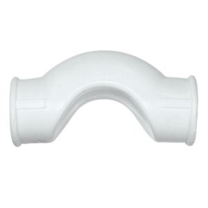 Обводное колено муфтовое полипропилен