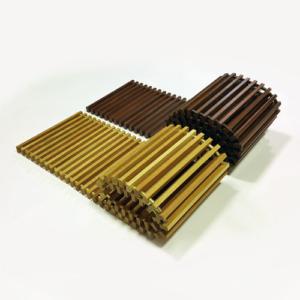 Решетка деревянная поперечная itermic SGW