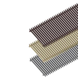 Решетка алюминиевая поперечная itermic SGZ