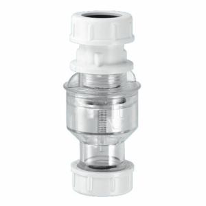 Обратный клапан McAlpine TUN5-CL с функцией сухого гидрозатвора