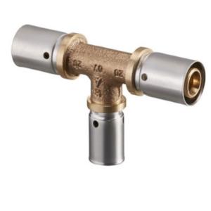 Прессовый тройник с уменьшенным отводом Cofit P