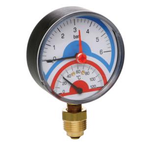 Манометры и термоманометры ICMA