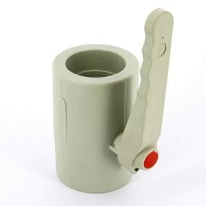 Кран шаровой для радиаторов FV-PLAST